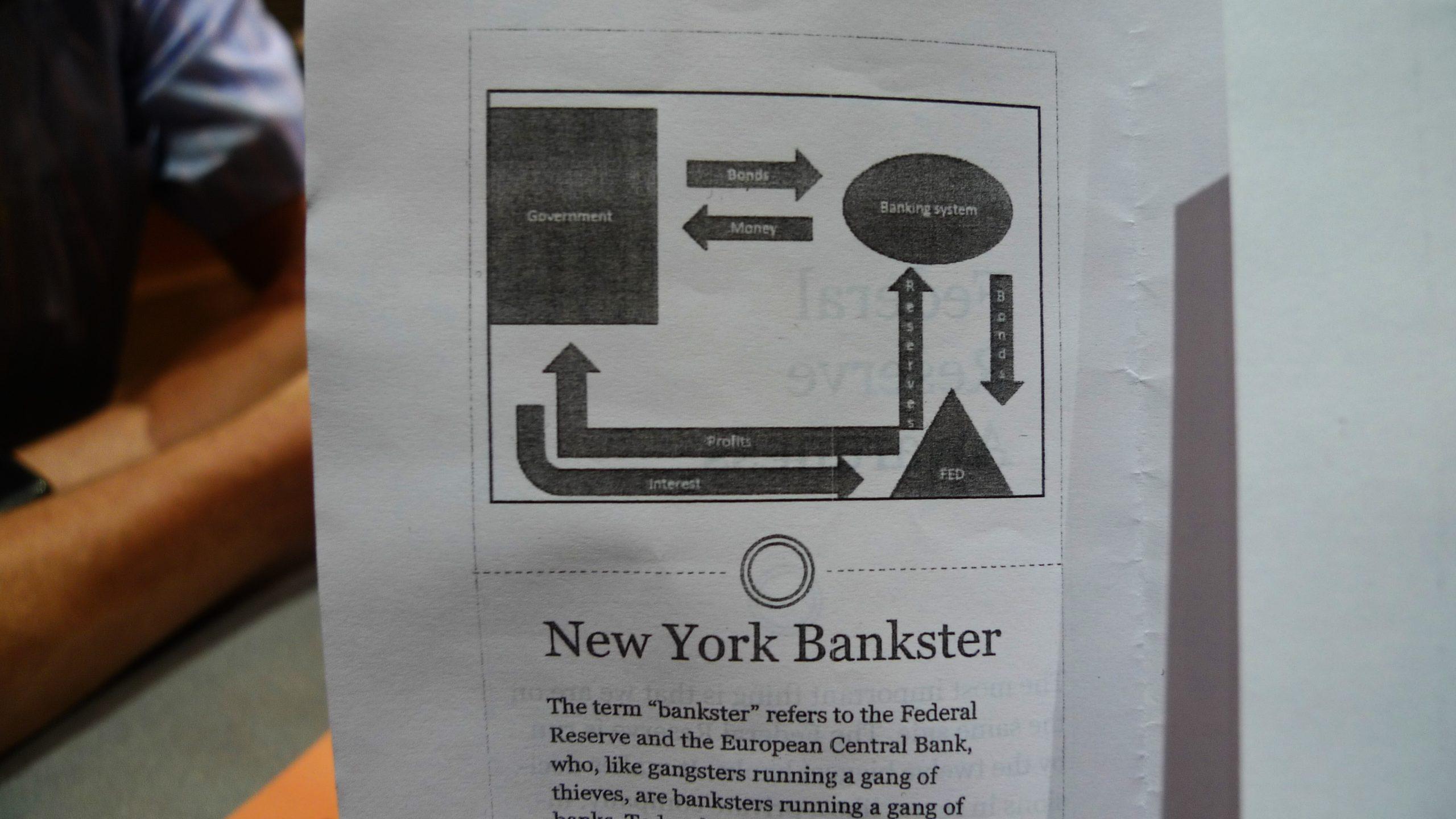 Schuldgeldsystem Jpmorgan Chef Fordert Fed Zur