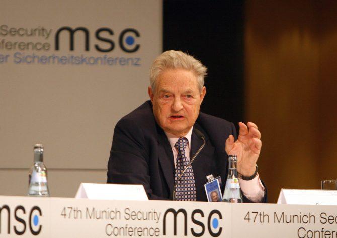 Foto: George Soros, Vorsitzender, Soros Fund Management / Harald Dettenborn / wikimedia.org / CC BY 3.0 DE