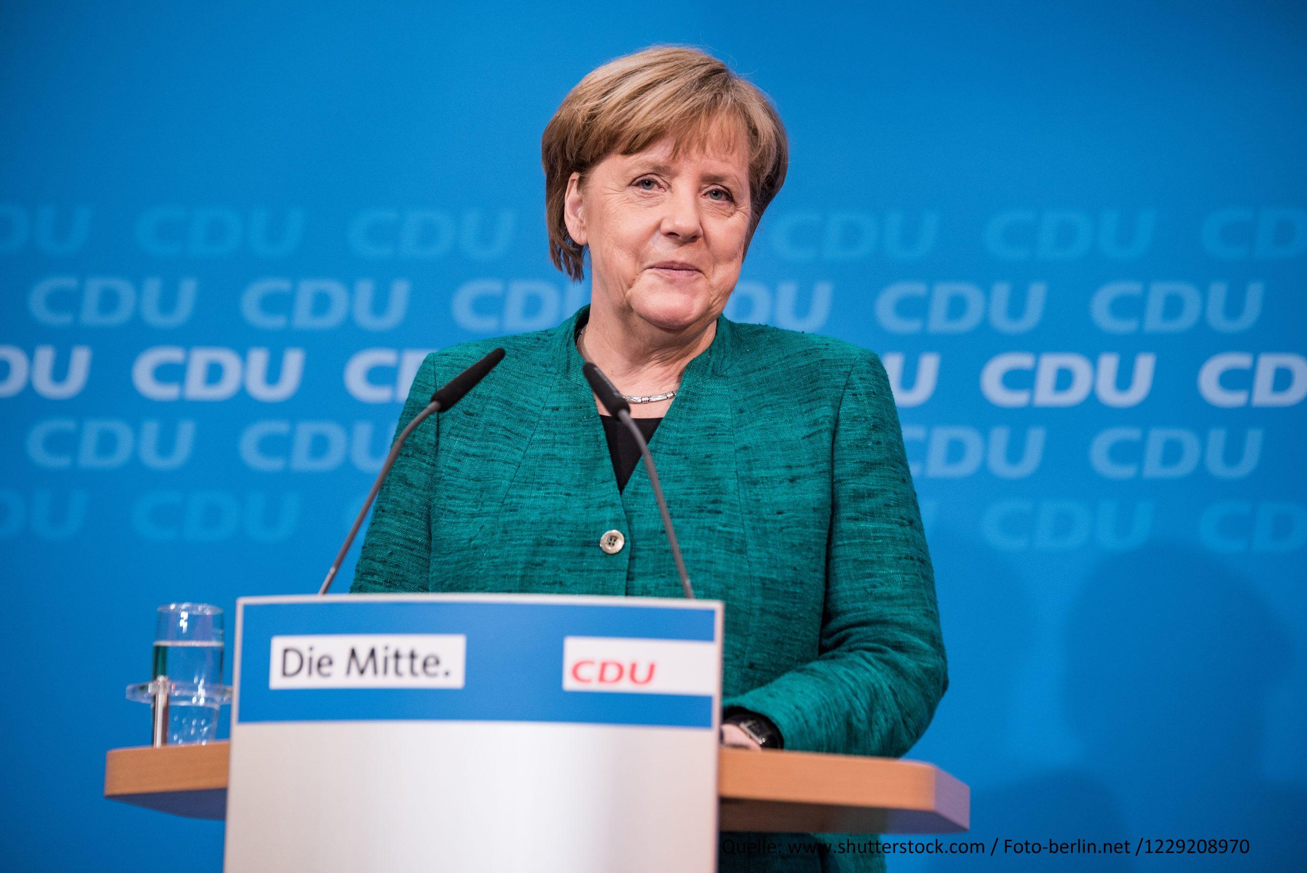 Wie Lange Hält Merkel Sich Noch Im Amt?